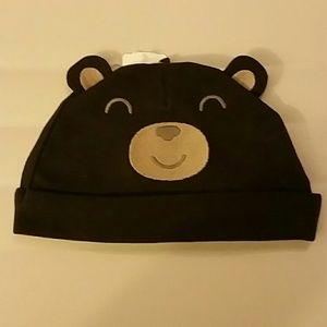 Carter's bear hat